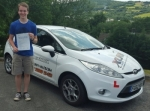 Craig Hale passed with XLR8 Wales Driving School