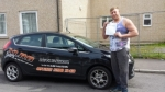 Craig James passed with XLR8 Wales Driving School
