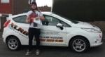 Dan Jones passed with XLR8 Wales Driving School
