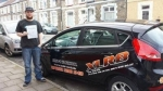 Dan Tilley passed with XLR8 Wales Driving School