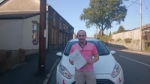 Edward Bradford passed with XLR8 Wales Driving School