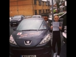 Emily Leek passed with XLR8 Wales Driving School