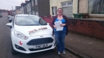 Emma Davies passed with XLR8 Wales Driving School