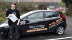 Harley Barnett passed with XLR8 Wales Driving School