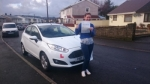 Helen Dicks passed with XLR8 Wales Driving School