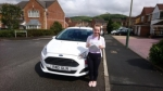 Hope Morgan passed with XLR8 Wales Driving School