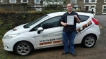 Ieuan Rees passed with XLR8 Wales Driving School