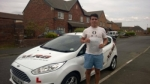 Jack Williams passed with XLR8 Wales Driving School