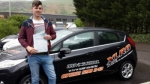 Jake James passed with XLR8 Wales Driving School