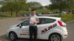 Jamie Morris passed with XLR8 Wales Driving School