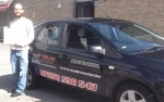 Jason passed with XLR8 Wales Driving School