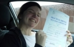 Jessica Newman passed with XLR8 Wales Driving School