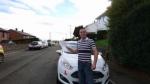 Joel Brown passed with XLR8 Wales Driving School