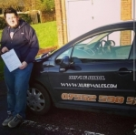 Josh Holloway passed with XLR8 Wales Driving School