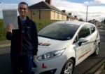 Joshua passed with XLR8 Wales Driving School