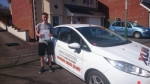 Joshua Stokes passed with XLR8 Wales Driving School