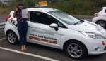 Karyn Phillips passed with XLR8 Wales Driving School
