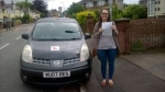 Keeni passed with XLR8 Wales Driving School