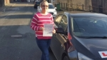 Ceri Fowler passed with XLR8 Wales Driving School