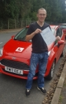 Kirk Watts passed with XLR8 Wales Driving School