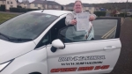 Kirsty White passed with XLR8 Wales Driving School
