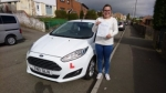 Kym Stokes passed with XLR8 Wales Driving School
