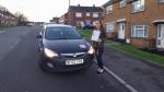 Laura Jones passed with XLR8 Wales Driving School