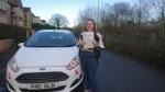 Lauren Grabham passed with XLR8 Wales Driving School