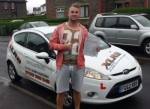 Leroy Watkins passed with XLR8 Wales Driving School