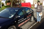 Lewis Walters passed with XLR8 Wales Driving School
