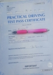 Liam McCarthy passed with XLR8 Wales Driving School