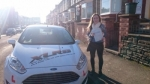 Lucy Roach passed with XLR8 Wales Driving School