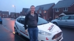 Matthew Turner passed with XLR8 Wales Driving School