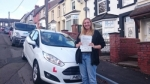 Melissa Stevens passed with XLR8 Wales Driving School