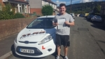 Michael Shaunessy passed with XLR8 Wales Driving School