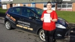 Micheala Hunt passed with XLR8 Wales Driving School