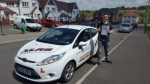 Morgan Cooper passed with XLR8 Wales Driving School