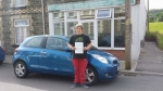 Morgan Hammacot passed with XLR8 Wales Driving School