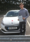 Morgan Page passed with XLR8 Wales Driving School