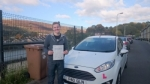 Nathan Walters passed with XLR8 Wales Driving School