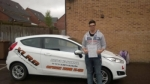Neil Krizam passed with XLR8 Wales Driving School