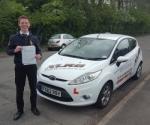 Nick Jones passed with XLR8 Wales Driving School