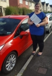 Nikita Marie passed with XLR8 Wales Driving School