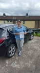 Nina Pursey passed with XLR8 Wales Driving School