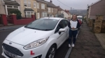 Olivia Vernall passed with XLR8 Wales Driving School