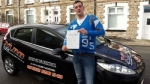Paul Davies passed with XLR8 Wales Driving School