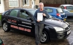 Phil Rogers passed with XLR8 Wales Driving School