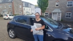 Rebecca Stevens passed with XLR8 Wales Driving School