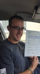 Rhys Davies passed with XLR8 Wales Driving School