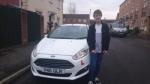 Ryan Howells passed with XLR8 Wales Driving School